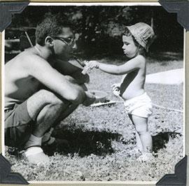 Sandy Hess & daughter Melinda