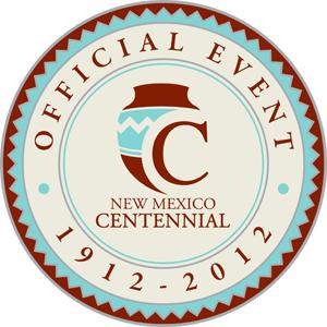 New Mexico Centennial Logo