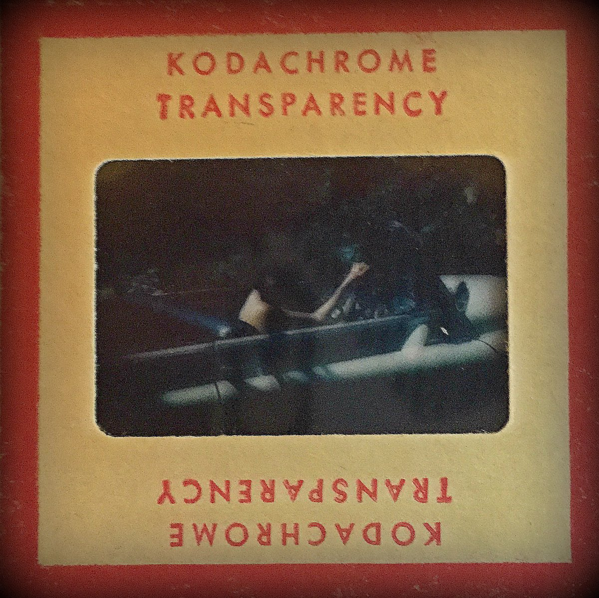 Kodak Slide Transparency
